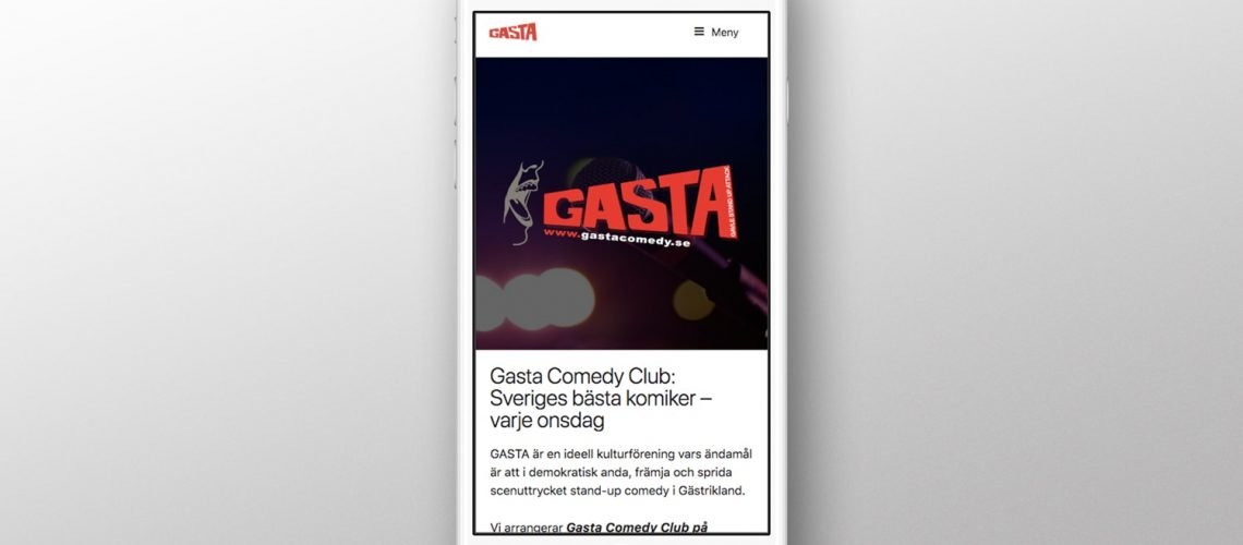 gastacomedy.se
